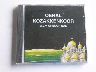 Oeral Kozakkenkoor o.l.v. Gregor Bak (nieuw)