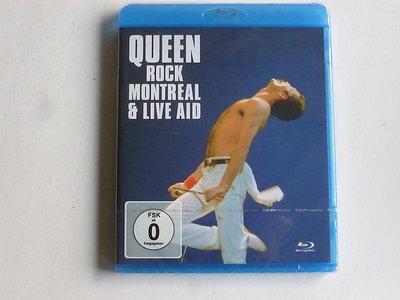 Queen - Rock Montreal & Live Aid ( blu-ray) Nieuw