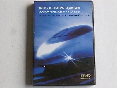 Status Quo - Anniversary Waltz / A Celebration of 25 Rockin years (DVD)