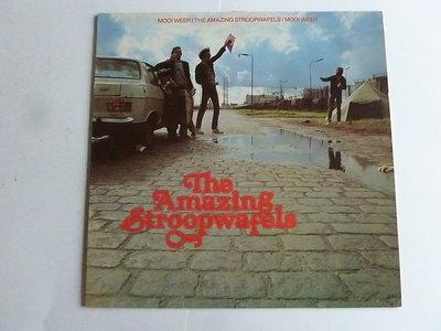 The Amazing Stroopwafels - Mooi weer (gesigneerd (LP)
