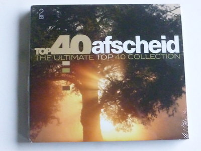 Top 40 Afscheid - The Ultimate Top 40 Collection (2 CD) Nieuw