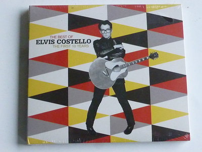 Elvis Costello - The best of / The first 10 years (nieuw)