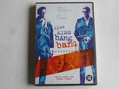 Kiss Kiss Bang Bang - Val Kilmer (DVD) nieuw