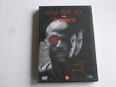 12 Monkeys - Bruce Willis (DVD) Nieuw