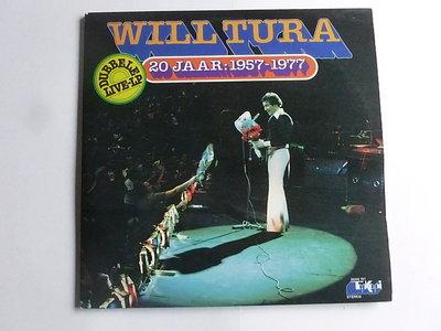 Will Tura - 20 Jaar 1957-1977 (2 LP)