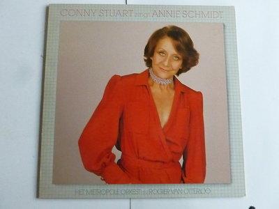 Conny Stuart zingt Annie Schmidt (LP)