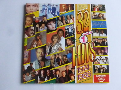 32 no. 1 Hits 1974-1986 (2 LP)
