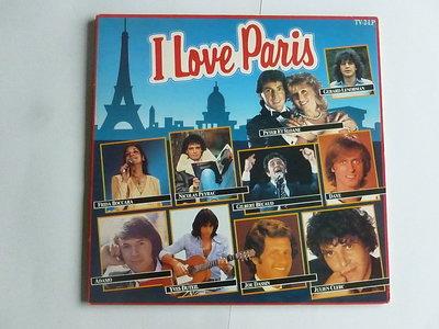 I Love Paris - Arcade 2 LP
