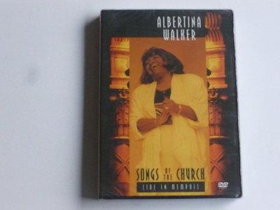 Albertina Walker - Songs of the Church / Live in Memphis (DVD) Nieuw
