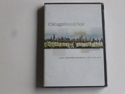 Chicago Mass Choir - Just having church / Live (DVD) Nieuw