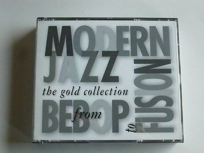 Modern Jazz - The Gold Collection (2 CD)