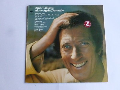Andy Williams - Alone Again (Naturally)
