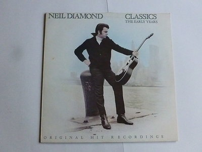 Neil Diamond - Classics The Early Years (LP)