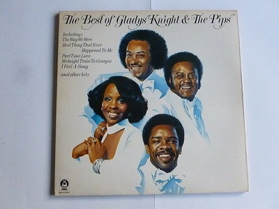 Gladys Knight & The Pips - The best of (LP)