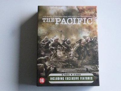 The Pacific - Tom Hanks, Steven Spielberg (6 DVD)