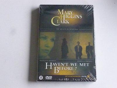 Mary Higgins Clark - Haven't we met before? (DVD) Nieuw