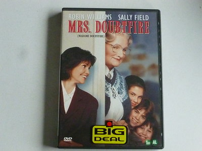 Mrs. Doubtfire - Robin Williams (DVD)