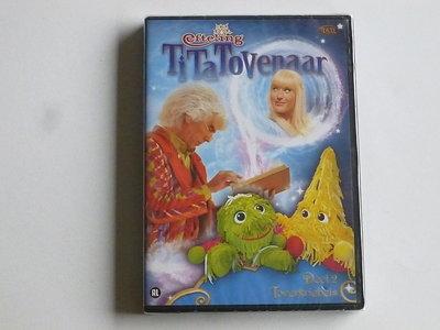 Efteling - Ti Ta Tovenaar / Deel 2 Toverkriebels (DVD) Nieuw