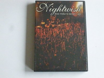 Nightwish - from Wishes to Eternity / Live (DVD)