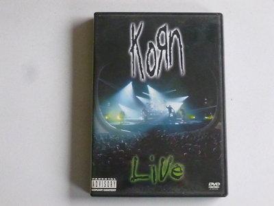 Korn - Live (2 DVD)