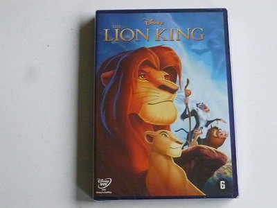Disney - The Lion King (DVD) Nieuw