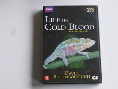 David Attenborough - Life in Cold Blood (3 DVD)