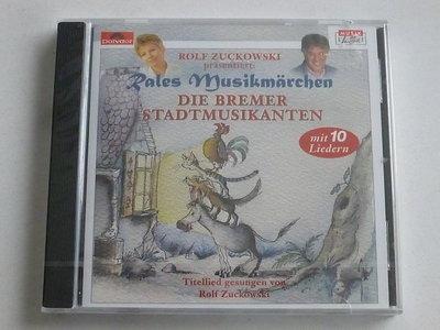 Rales Musikmärchen - Die Bremer Stadtmusikanten (nieuw)