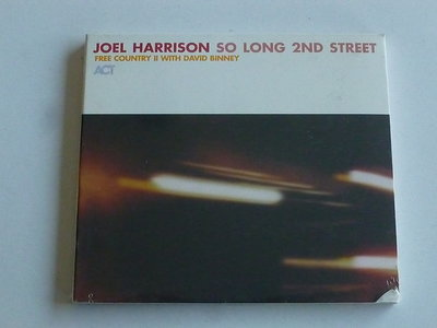 Joel Harrison - So long 2nd Street (nieuw)