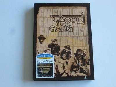 Kool & The Gang - Gangthology (2CD + DVD)