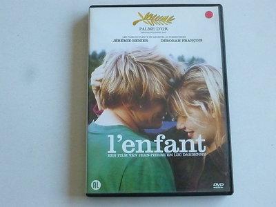 Jean-Pierre en Luc Dardenne - L' Enfant (DVD)