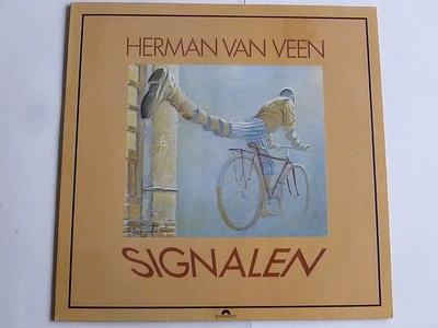 Herman van Veen - Signalen (LP) harlekijn