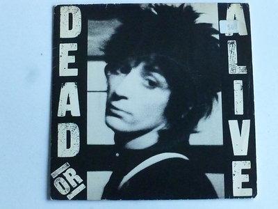Johnny Thunders - Dead or Alive (vinyl single)