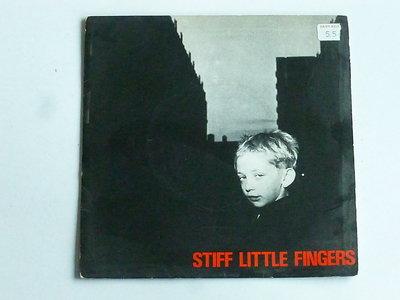 Stiff Little Fingers - Gotta Gettaway (vinyl single)
