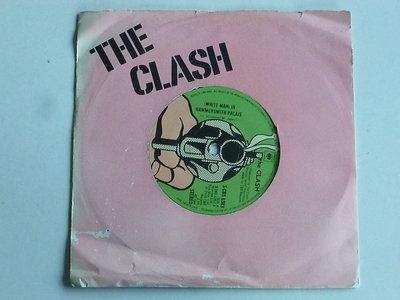 The Clash - (White man) in Hammersmith Palais (vinyl single)