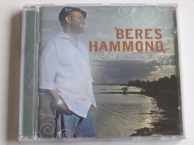 Beres Hammond - Love has no boundaries