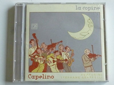 Capelino feat. Stephane Grappelli - La Copine