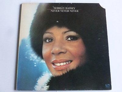 Shirley Bassey - Never never never (LP)