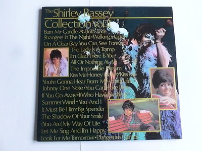 The Shirley Bassey Collection vol. II (2 LP)
