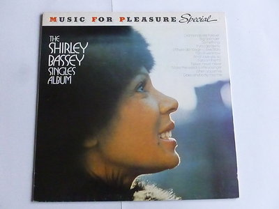Shirley Bassey - The Shirley Bassey Singles Album (LP)