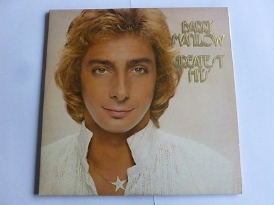 Barry Manilow - Greatest Hits (2 LP)