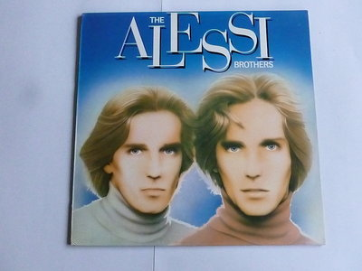 The Alessi Brothers - Alessi (LP)