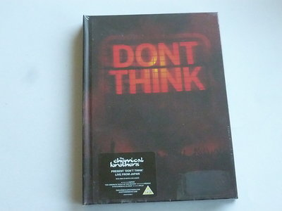 The Chemical Brothers - Don't Think (CD + DVD) Nieuw