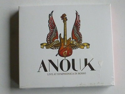 Anouk - Live at Symphonica in Rosso (2 CD) Nieuw