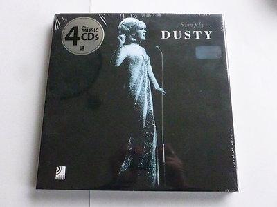 Dusty Springfield - Simply... Dusty (4 CD + Boek) Nieuw