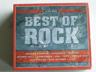 Best of rock / warner music (3 CD) Nieuw