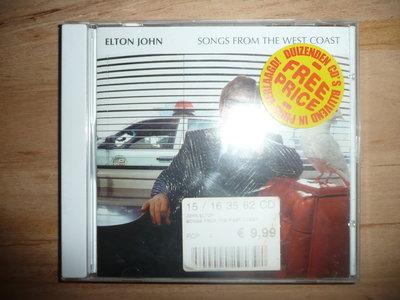 Elton John - Songs from the West Coast