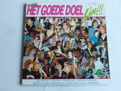 Het Goede Doel - Live!!! (LP)