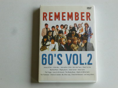 Remember 60's vol.2 (DVD)