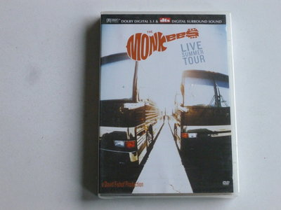 The Monkees - Live Summer Tour (DVD) Nieuw