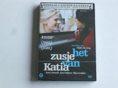 Het zusje van Katia - Mijke de Jong (DVD) Nieuw